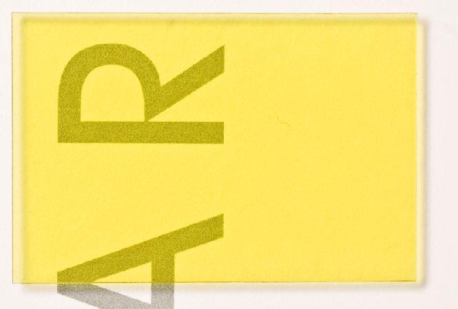 D cx klebefolie zinkgelb b 630 online kaufen for Klebefolie transparent farbig