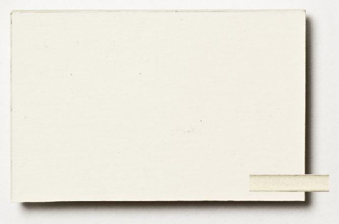 Sandwichplatte weiß / weiß, 10,0 x 500 x 700