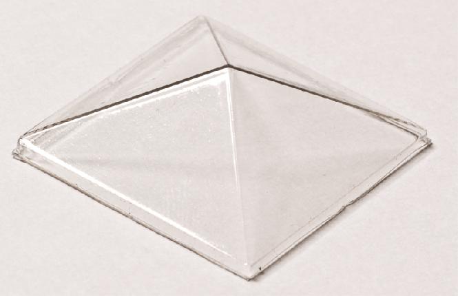 oberlichter pyramide gf 30 x 30 online kaufen archidelis architekturbedarf. Black Bedroom Furniture Sets. Home Design Ideas