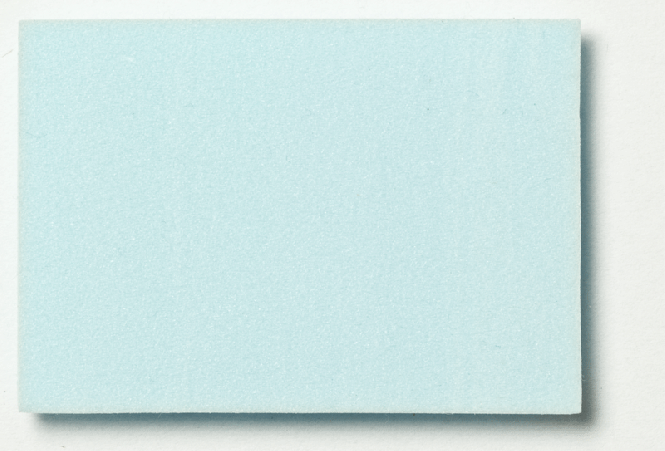 XPS Hartschaumfeinschnitt hellblau 3,0 x 330 x 580