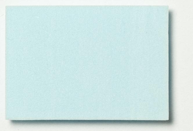 XPS Hartschaumfeinschnitt hellblau 4,0 x 330 x 580