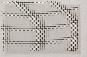 Aluminium Drahtgewebe flexibel, lackiert, Mw = 1,4